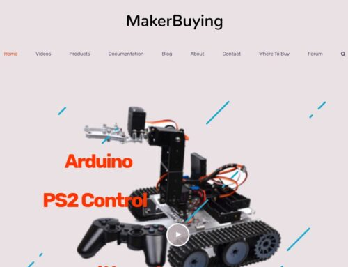 MakerBuyng official website new design online