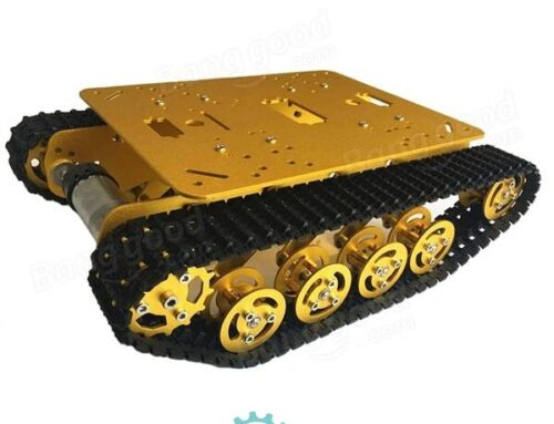SN2500 tank chassis install guide