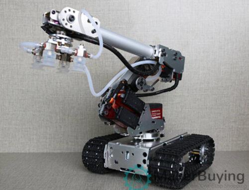 SNAM7100 robot tank arm install guide
