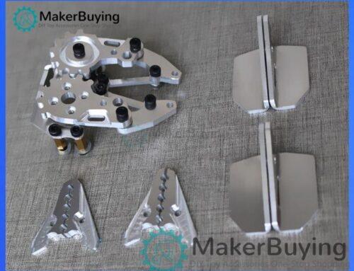 SNM3200 Metal manipulator gripper install guide